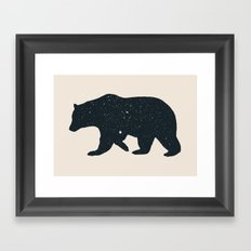 Bär Framed Art Print
