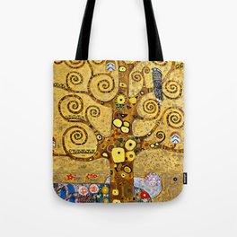 "Gustav Klimt, "" The tree of life "" Tote Bag"