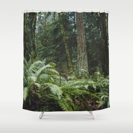 Fairie Kingdom Shower Curtain