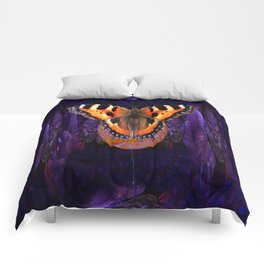 Butterfly Source Power Comforters