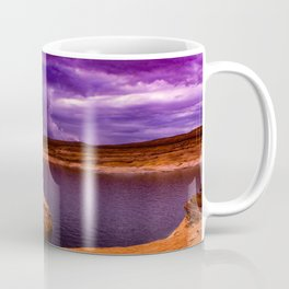 Extreme Martian Thunderstorm On Mars Coffee Mug
