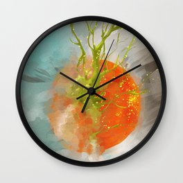 wonderland*1 Wall Clock