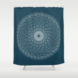 Ornament – Blossomsphere Shower Curtain