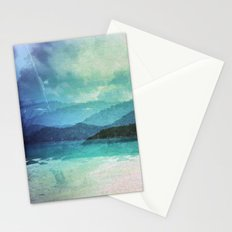 Tropical Island Multiple Exposure Stationery Cards