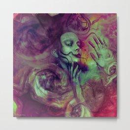 """Siren universe nebula"" Metal Print"