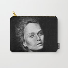Love Girls - Black Carry-All Pouch