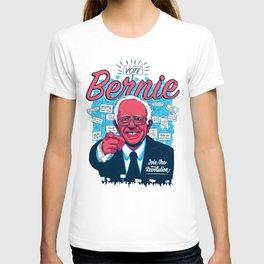Bernie Sanders Revolution T-shirt