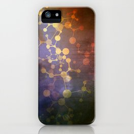 On the Run iPhone Case