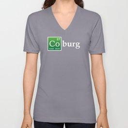 Coburg Elements Unisex V-Neck