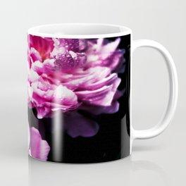 Flower Florals In Pink Coffee Mug