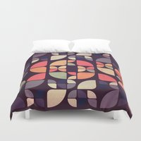 olivia joy Duvet Covers featuring Joy by VessDSign