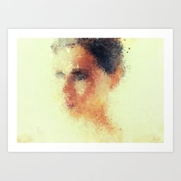 _evanescenza Art Print