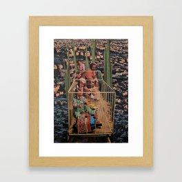 Family Matters Framed Art Print