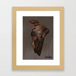 Tribal #6 Framed Art Print