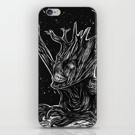 1º tree iPhone Skin