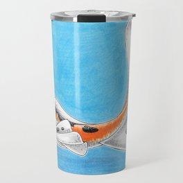 Seaking Merman Travel Mug