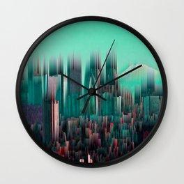 56. Revolving Sky Wall Clock
