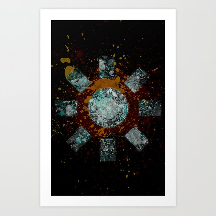 Avengers - Iron Man Art Print