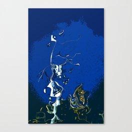 Question Canvas Print