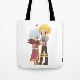 Dragon Age - Cullen and Trevelyan Tote Bag