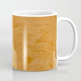Tuscan Orange Stucco Coffee Mug