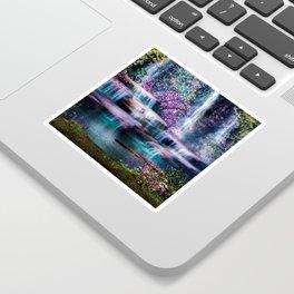 Fantasy Forest Sticker