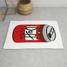 Duff Beer Can Rug