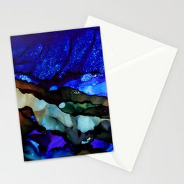 Starry  Starry Skies Stationery Cards