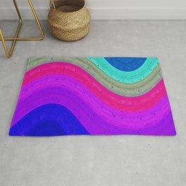 Waveform Rug