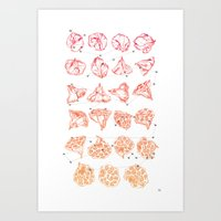 Connect The Dots Art Print