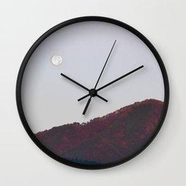 Mr. Moon (Japan) Wall Clock
