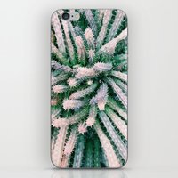 sleeping beauty iPhone & iPod Skins featuring Sleeping Beauty by Chelsea Victoria