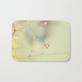 soft scent of spring Bath Mat