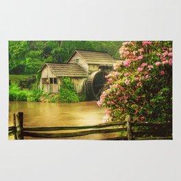 Mabry Mill Rug