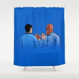 Salute Shower Curtain
