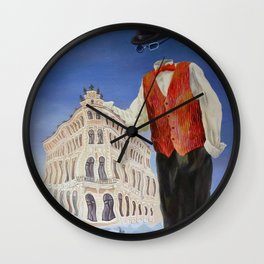 Lost game Wall Clock