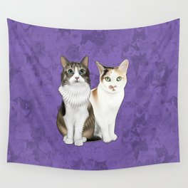 Lupin and Tonks Wall Tapestry