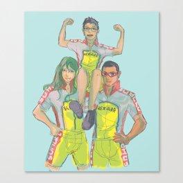 Team Sohoku Canvas Print