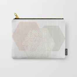 Minimalist Geometric I Carry-All Pouch