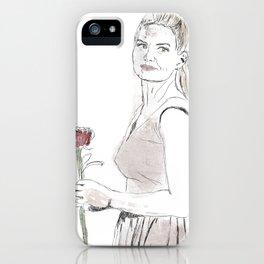 First Date iPhone Case