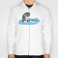 Elvis Eats Boats Hoody
