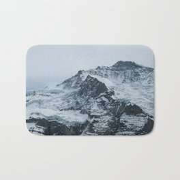 Swiss Alps Bath Mat