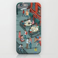 City life iPhone 6s Slim Case