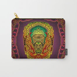 God of Ugliness Carry-All Pouch