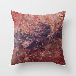 Bruises pt 2 Throw Pillow