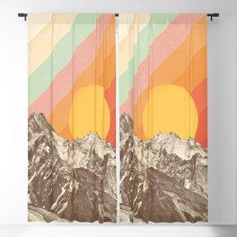 Mountainscape 1 Blackout Curtain