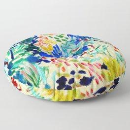Henri Matisse Landscape at Collioure Floor Pillow