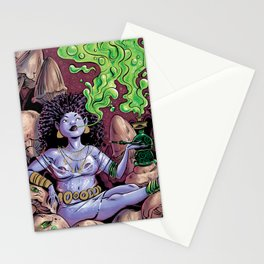 Hookah Stationery Cards
