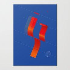 Composition 1 Canvas Print