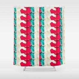 Festive Season Shower Curtain